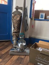 KIRBY SENTRIA 2 2 upright wet/dry carpet and upholstery vacuum cleaner