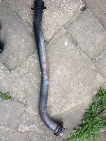 Land Rover Discovery 200tdi exhaust down pipe