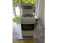 Gas Cooker with Oven & Grill - Good condition