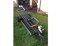 Towing dolly for sale ideal for recovery or towing small car behind camper
