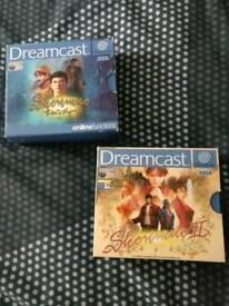 Shenmue 1+2 Dreamcast