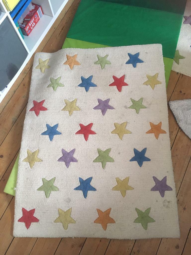 GLTC star rug | in Lewisham, London