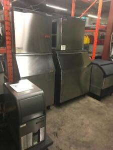 60lb - 1000 lb Scotsman / Manitowoc ice machine from $995 ! Used Like new !