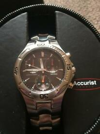For sale Accurist watch