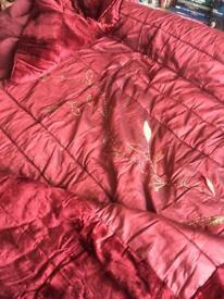 Pier quilted throw