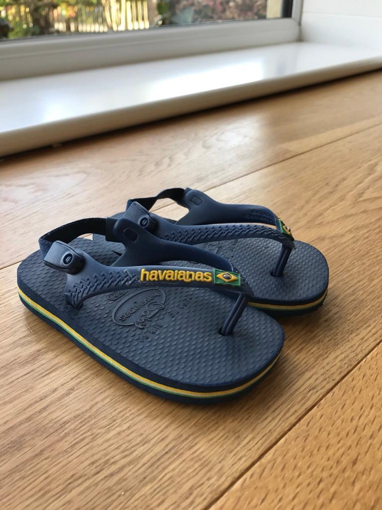 UK size 5 Baby Havaianas