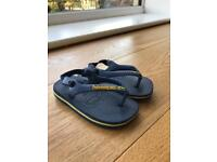 UK size 5 Baby Havaianas