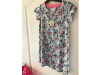 Girls Joules dress brand new with tags, 7/8 yrs