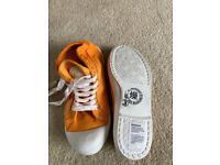 Superdry canvas trainers - two pairs, brand new and unworn