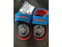 Thomas slippers size 7