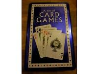 Tin of card games BNIB ideal Xmas present