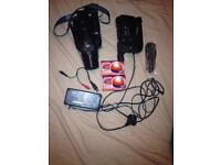 2x video recording cameras