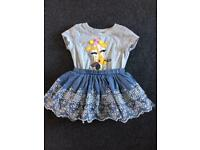 Baby girls dress by NEXT (3-6 months)