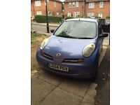 Nissan Micra Automatic 1.2 5 door Excellent and smooth drive