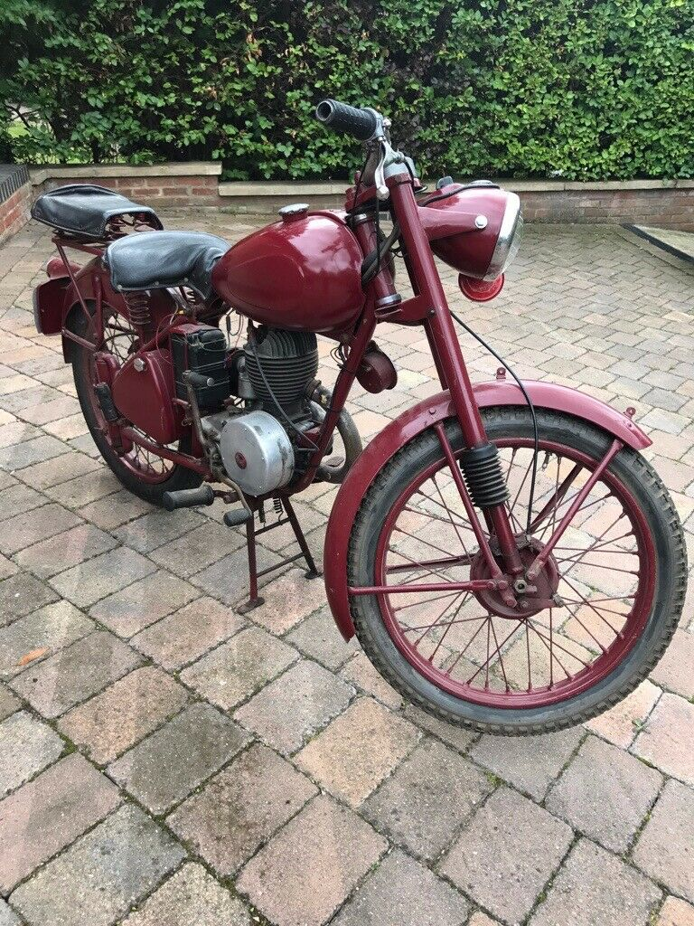 James Captain Deluxe Villiers 197cc Mk 6E Engine Motorbike Top of the Range  | in Brough, East Yorkshire | Gumtree