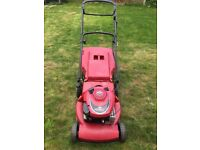 MOUNTFIELD LAWN MOWER SP480 TURBO SELF PREPELLED, USED ,