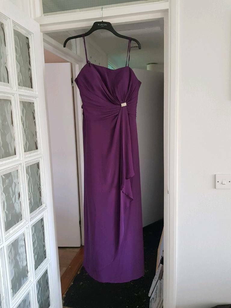Purple bridesmaids dress | in Lowestoft, Suffolk | Gumtree
