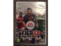 Wii FIFA 13 for sale