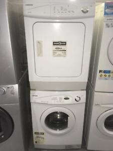 81- MINI Laveuse Sécheuse Frontales SAMSUNG MINI Frontload Washer Dryer
