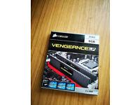 8gb Corsair Vengeance Low Profile DDR3 1600mhz cl9 240 pin
