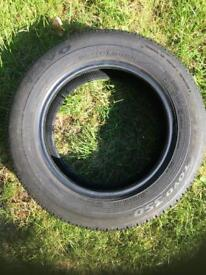 "Toyo Tire 155/70 13"" 6mm tread"