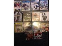Playstation 3 PS3 with 14 games