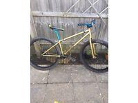 Mafia jump bike