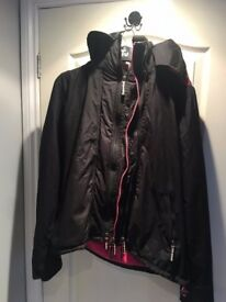 Superdry windcheater coat/jacket size large