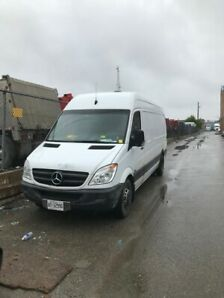 2011 Mercedez sprinter 3500