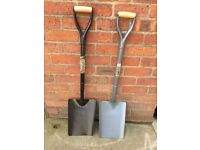 BRAND NEW HEAVY DUTY CAST SPADE / SHOVEL