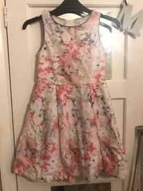 Girls age 8 summer party dress excellent condition