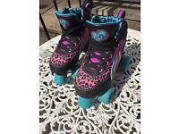 Rio roller boots size 1 (33)