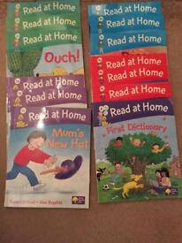 Read at home set of books
