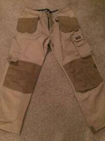 Men's Dunlop work trousers