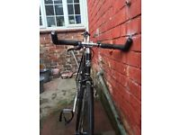 State bicycle fixie with flip flop hub **like new***