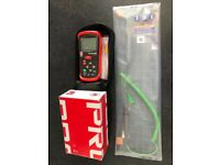New digital thermometer with K type probe new sealed