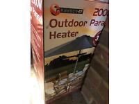 Outdoor Parasol Heater