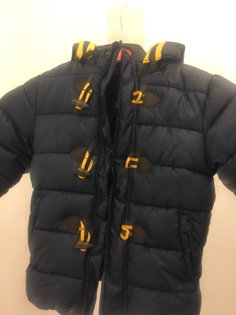 f61926c74579 Boys Mayoral padded coat