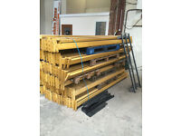 WAREHOUSE OR SHOP SELVING / RACKING