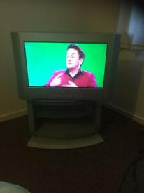 Sony tv with freeview built in