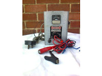 Battery Charger, Car, Heayberd, 2-6-12 Volt, Model HBA 07, 3 amps, Private sale, time on hands