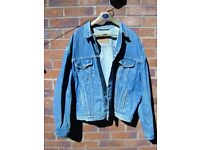 Levi's Vintage Denim Jacket Size XL