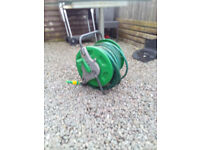50M garden hose&reel set