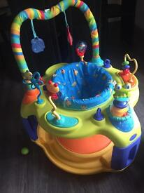 Baby's play station £5