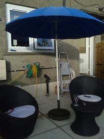 IKEA base and Parasol great condition