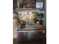 Frost-tech Open fronted self serve display