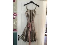 Dress ideal for wedding or prom