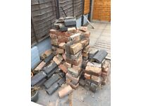FREE - Reclaimed imperial bricks
