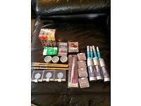 make up and nail varnish