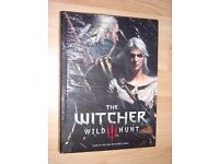 The Witcher 3 Wild Hunt Game of Year Complete Collector's Edition Official Strategy Guide Book NEW